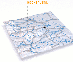 3d view of Hochsausal