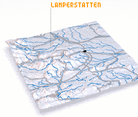 3d view of Lamperstätten
