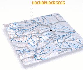 3d view of Hochbrudersegg