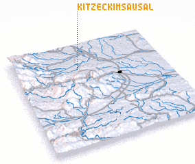3d view of Kitzeck im Sausal