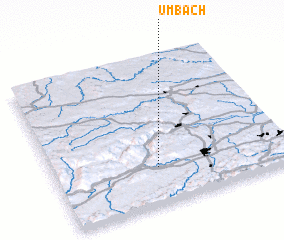 3d view of Umbach