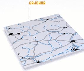 3d view of Gajowka