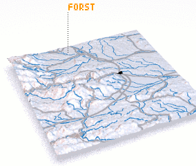 3d view of Forst