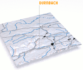 3d view of Dürnbach