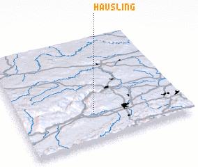 3d view of Häusling