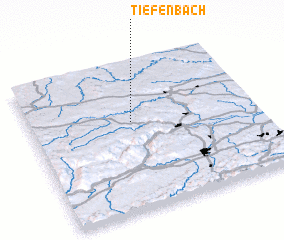 3d view of Tiefenbach
