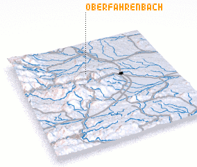 3d view of Oberfahrenbach