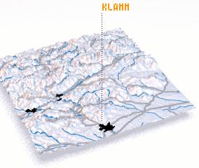 3d view of Klamm
