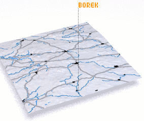 3d view of Borek