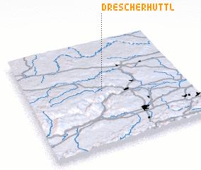 3d view of Drescherhüttl