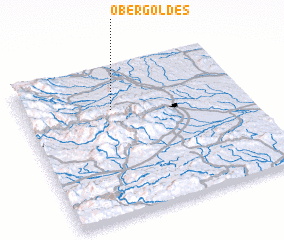 3d view of Obergoldes