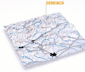3d view of Semriach