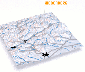 3d view of Wiedenberg