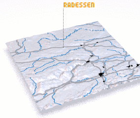 3d view of Radessen