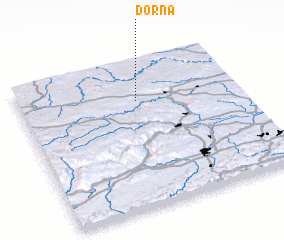 3d view of Dorna