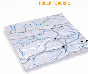 3d view of Kollmitzdörfl