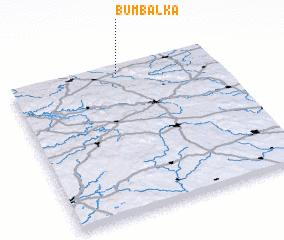 3d view of Bumbalka