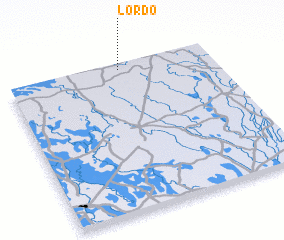 3d view of Lordo