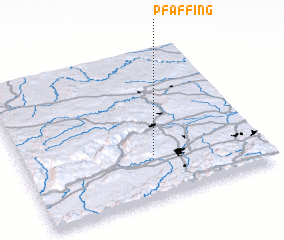 3d view of Pfaffing