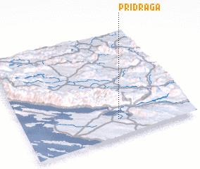 3d view of Pridraga