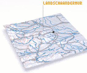 3d view of Landscha an der Mur