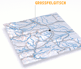 3d view of Grossfelgitsch
