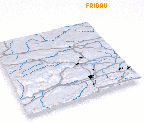 3d view of Fridau