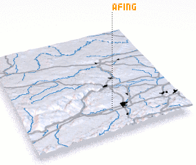 3d view of Afing