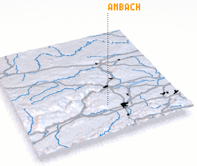 3d view of Ambach