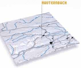 3d view of Mauternbach