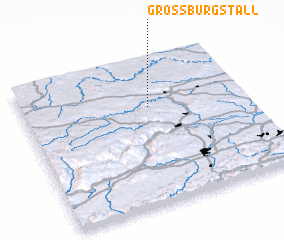 3d view of Grossburgstall