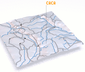 3d view of Caca