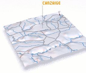 3d view of Canzaige