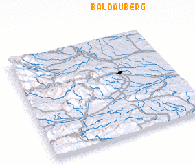 3d view of Baldauberg