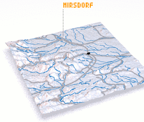 3d view of Mirsdorf