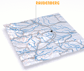 3d view of Raudenberg