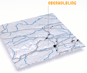 3d view of Oberwölbling