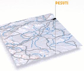 3d view of Pešuti