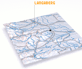 3d view of Langaberg