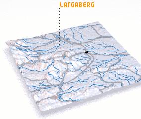 3d view of Langaberg