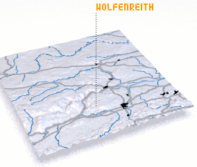3d view of Wolfenreith