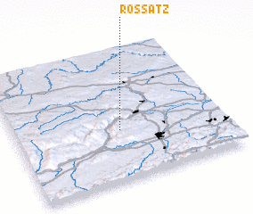3d view of Rossatz