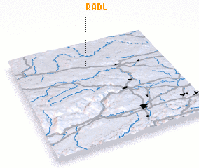 3d view of Radl