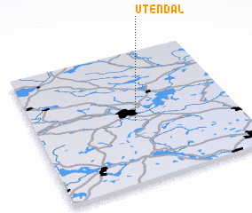 3d view of Utendal