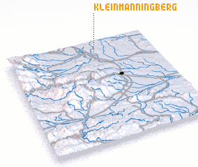 3d view of Kleinmanningberg