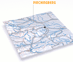 3d view of Pirchingberg