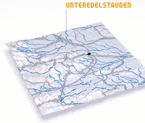 3d view of Unteredelstauden