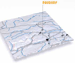 3d view of Paudorf