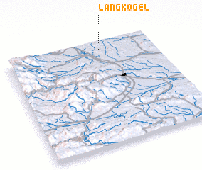 3d view of Langkogel