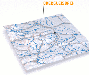 3d view of Obergleisbach